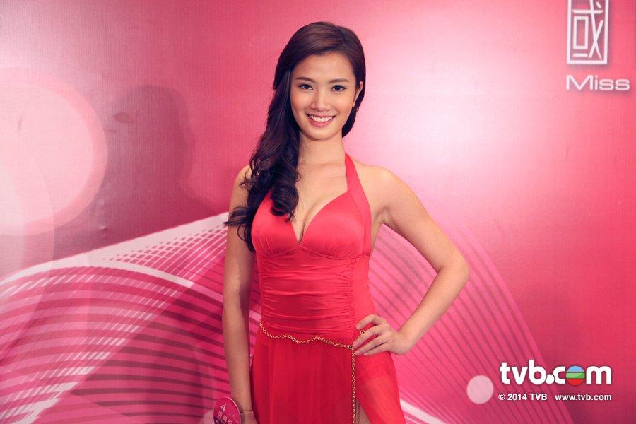 《2014國際中華小姐競選》佳麗首晤新聞界