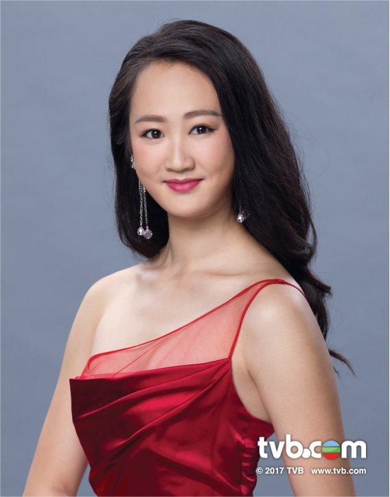 《2017國際中華小姐競選》友誼小姐:4號李虹臻(約翰內斯堡)