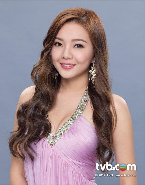 《2017國際中華小姐競選》冠軍:11號余思霆(紐約)
