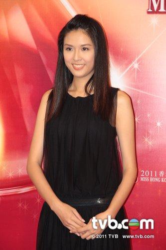《2011香港小姐競選》(次輪)第二輪面試