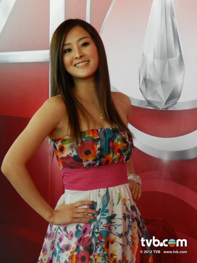 《2012香港小姐競選》第一輪(首輪)面試