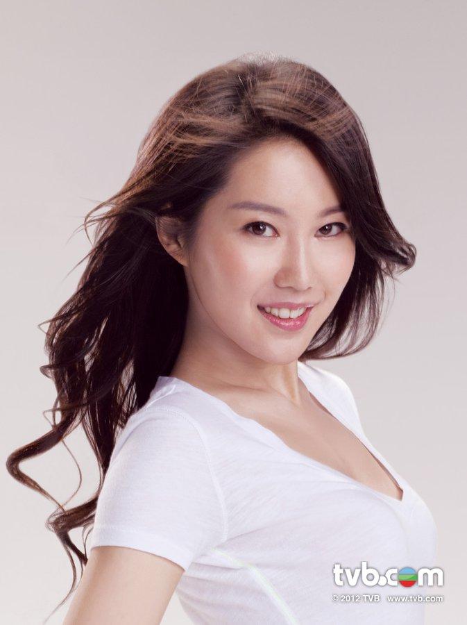 《2012香港小姐競選》官方相片 《2012香港小姐競選》官方相片 卞曉帆 Penelope Pin