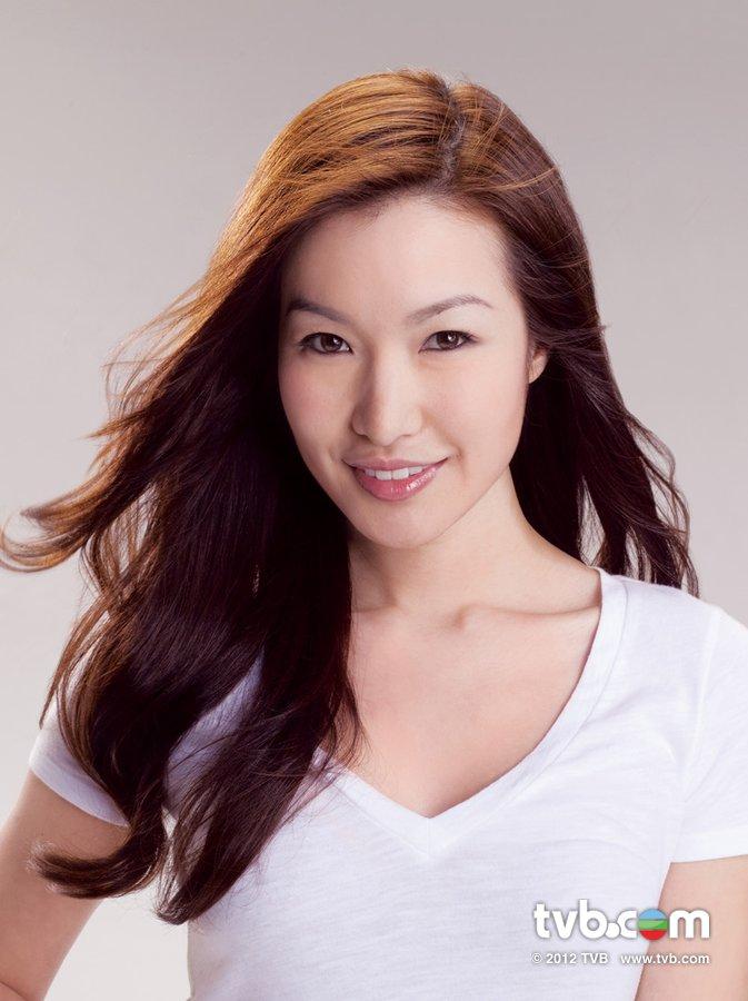 《2012香港小姐競選》官方相片 曾明俐 Cynthia Tsang