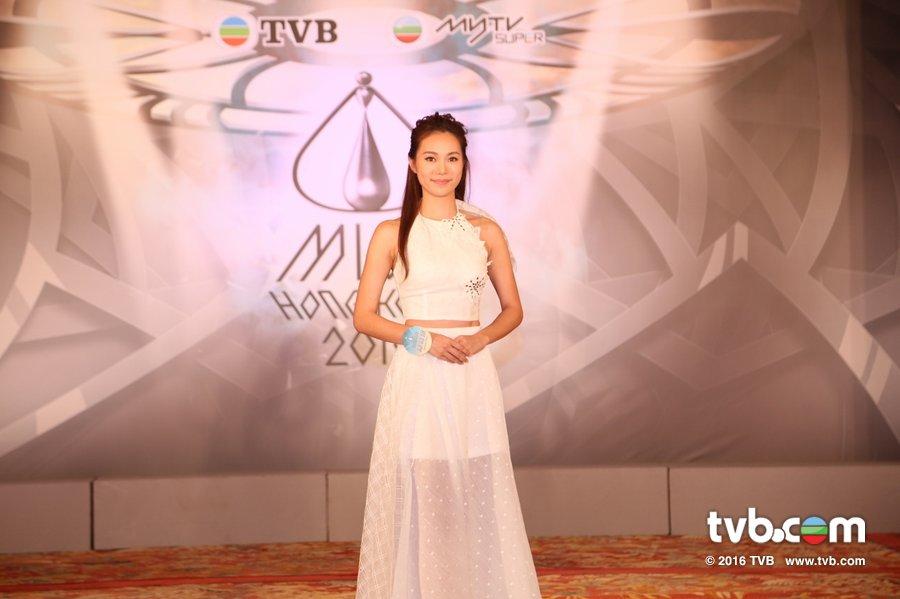 《2016香港小姐競選》20強