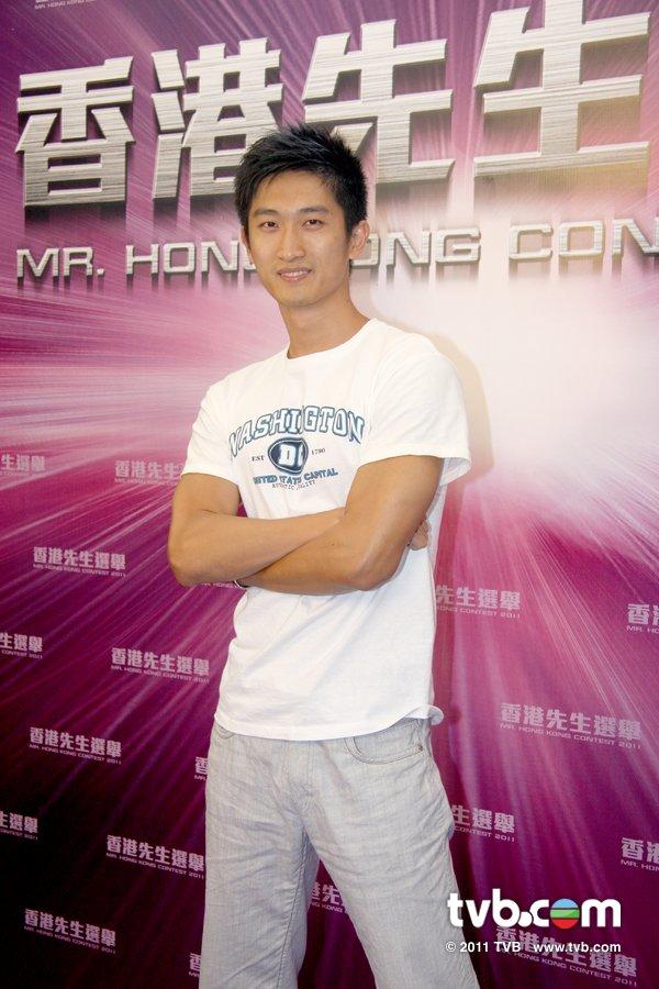 《2011香港先生選舉》12強Leo