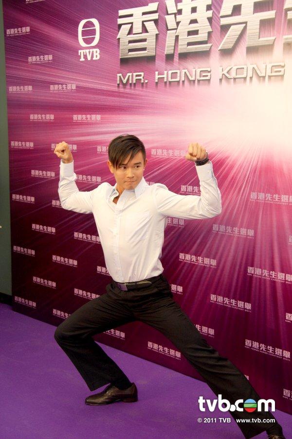 《2011香港先生選舉》12強Hugo