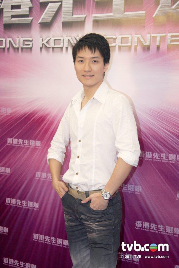 《2011香港先生選舉》12強Paul