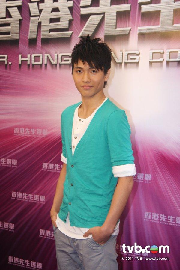 《2011香港先生選舉》12強Simon