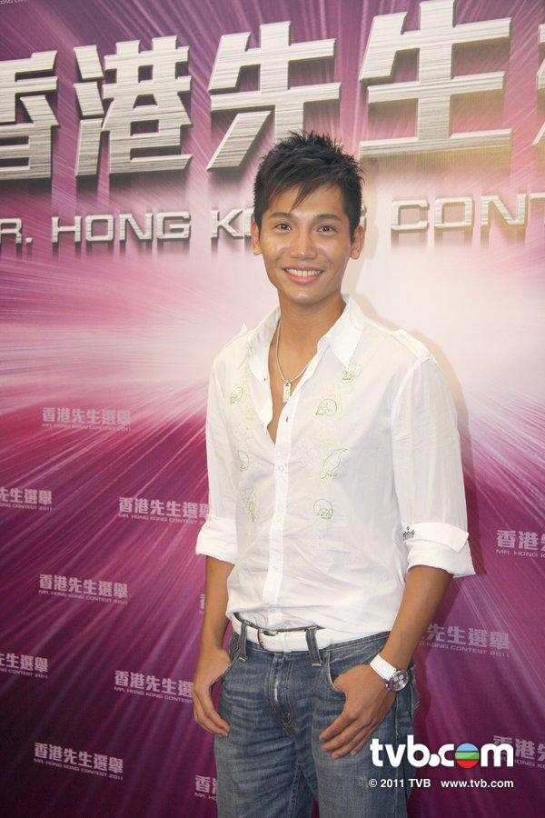 《2011香港先生選舉》12強Derek