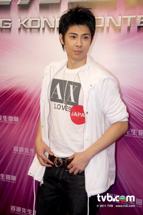《2011香港先生選舉》12強Douglas
