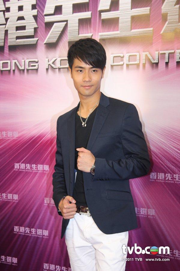 《2011香港先生選舉》12強Edmond