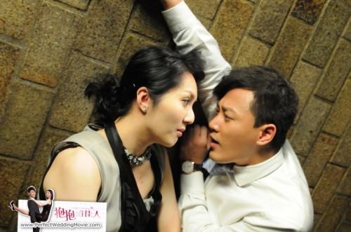 千嬅、林峯,會吻下去嗎?